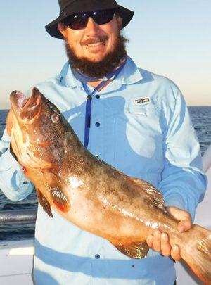 Shoalwater Bay fishing