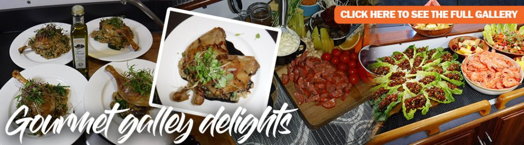 gourmet galley delights