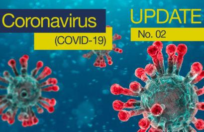 covid-19 coronavirus update 02