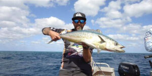Reef fishing the Swain Reefs