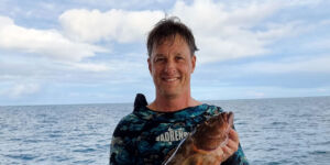 reef fishing at the swain reefs